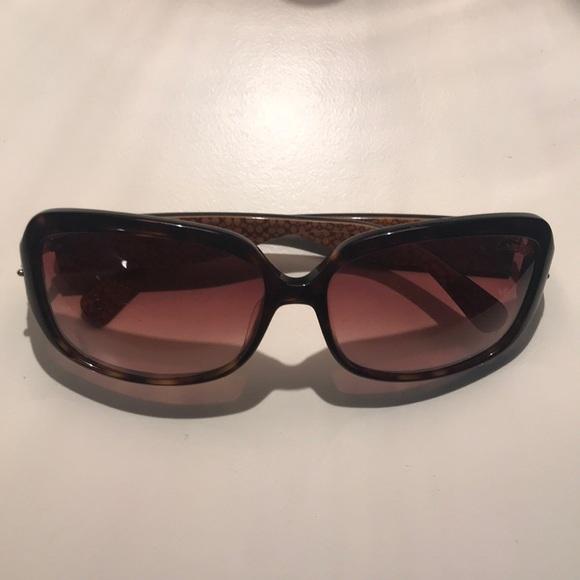 f2b4c3fb0 Coach Accessories | Brown Sunglasses | Poshmark